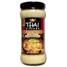 Panang pumpkin curry sauce